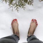 Fußpflege im Winter: Tricks und Tipps